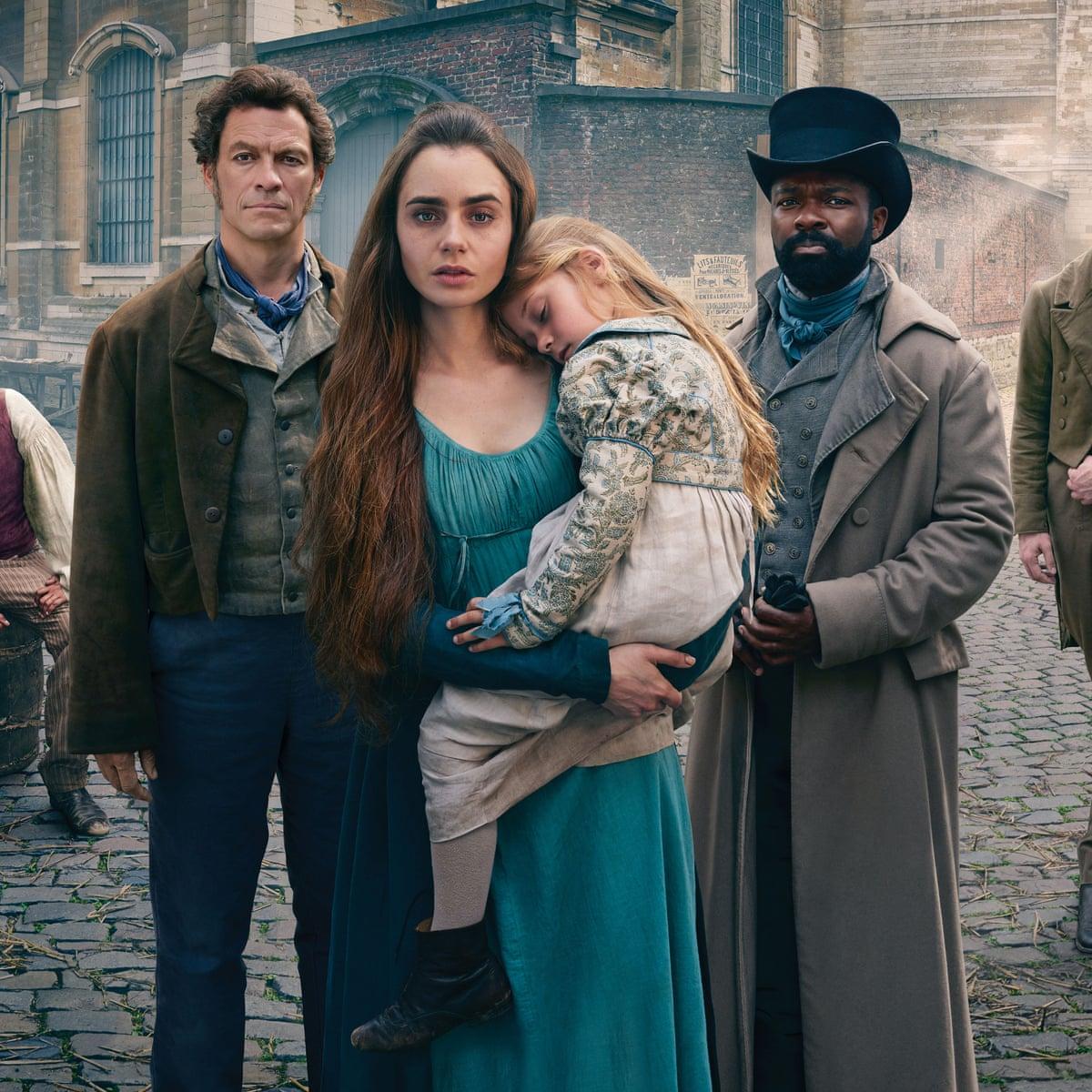 Les Miserables Review Merci Andrew Davies C Est Magnifique Television Radio The Guardian