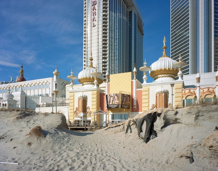 Atlantic city casino damaged casino deposits