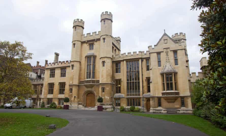 Lambeth Palace in London