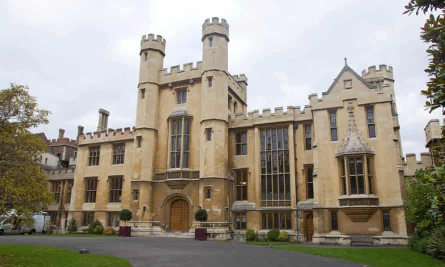 Lambeth Palace in London, where Justin Welby has promised to offer Syrian refugees housing.