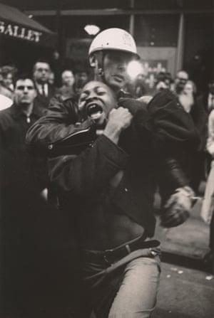 Arrest of Taylor Washington, Atlanta, 1963