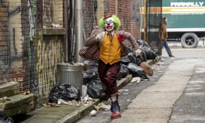 Joaquin Pheonix in Joker.