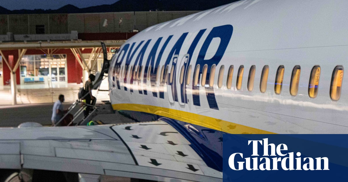 Ryanair passenger numbers soar as Covid vaccine restores travel confidence
