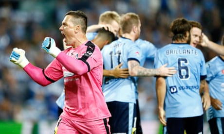 Sydney FC dominate PFA team of the season as Jamie Maclaren is overlooked