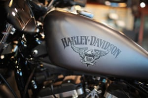 Harley Motorcycles.