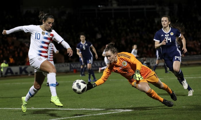 Women's World Cup: Are the US even stronger in 2019 than