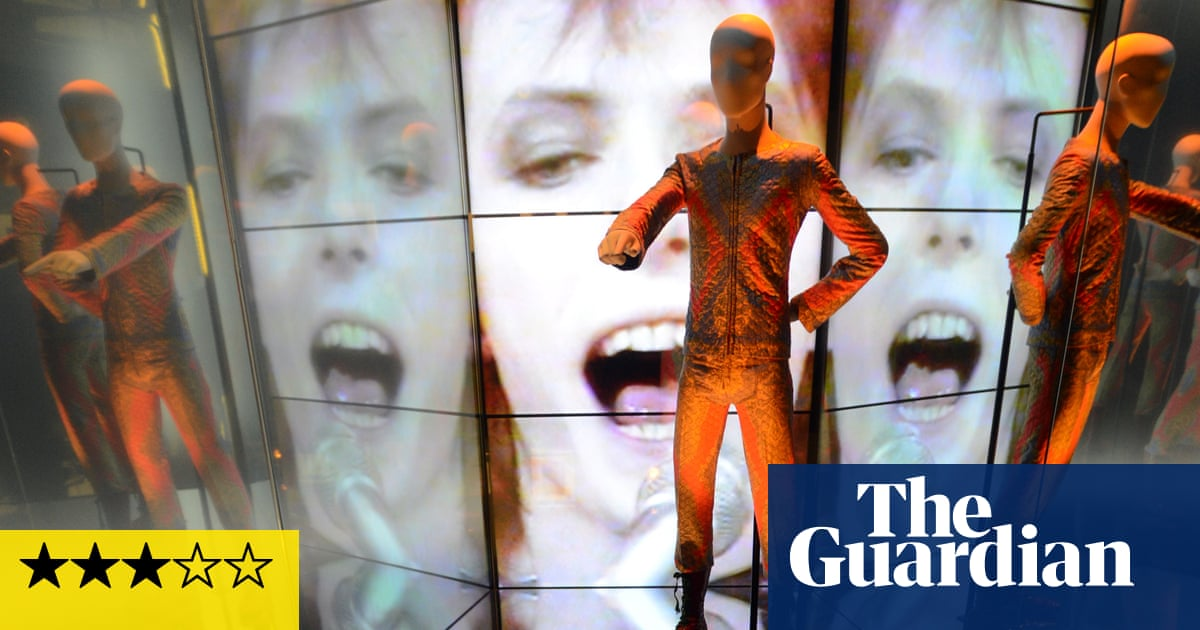 David Bowie Is     app review – the freakiest show on your