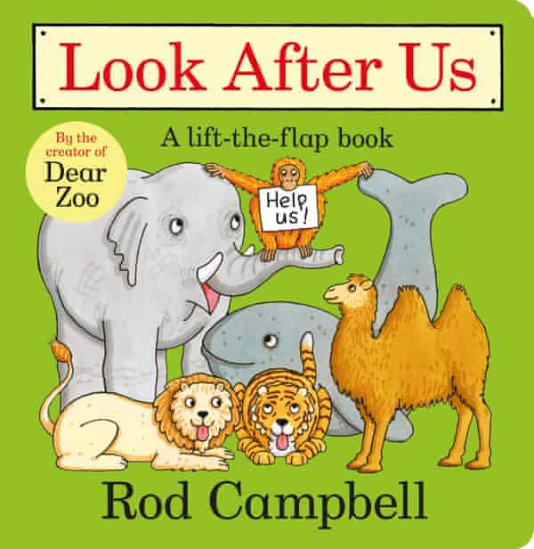 Look After Us cover by Rod Campbell