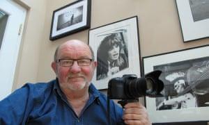 Tony Prime's 2012 self-portrait