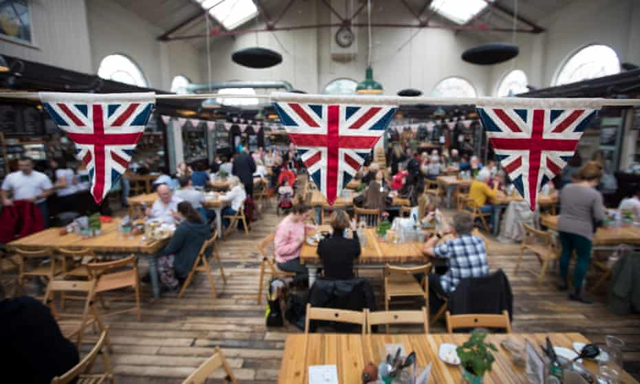 The Altrincham market helped bring the vacancy rate in the town from 25% down to 10%.