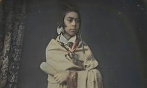 A photograph of Hemi Pomare, taken in 1846