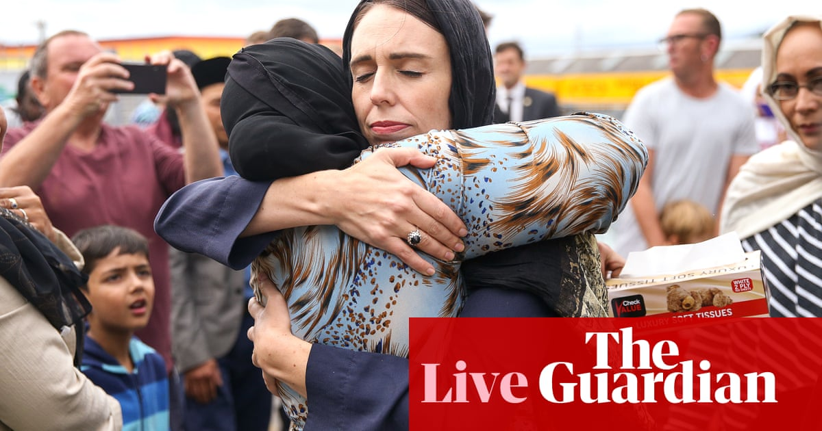 Image result for christchurch attack new zealand