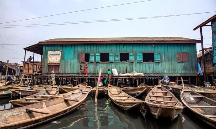 Inside Makoko: danger and ingenuity in the world's biggest floating