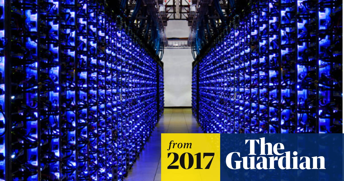 Tsunami of data' could consume one fifth of global