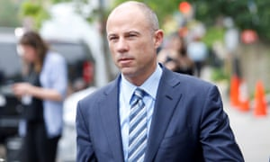 Michael Avenatti tweeted on Wednesday: 'I love this country, our values and our people too much to sit by while they are destroyed.'