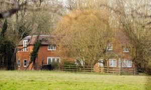 Cottage near Aylesbury, Buckinghamshire