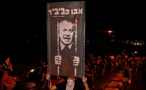 Netanyahu was indicted in January for bribery, fraud and breach of trust in three cases. He denies all the charges and accuses the media and legal officials of a witch hunt