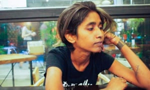 Malaysia LGBT activist  Thilaga Sulathireh