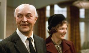 George A Cooper and Pamela Vezey in Billy Liar, ITV, 1973.
