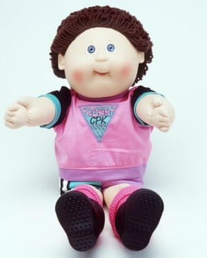 A Cabbage Patch Doll.