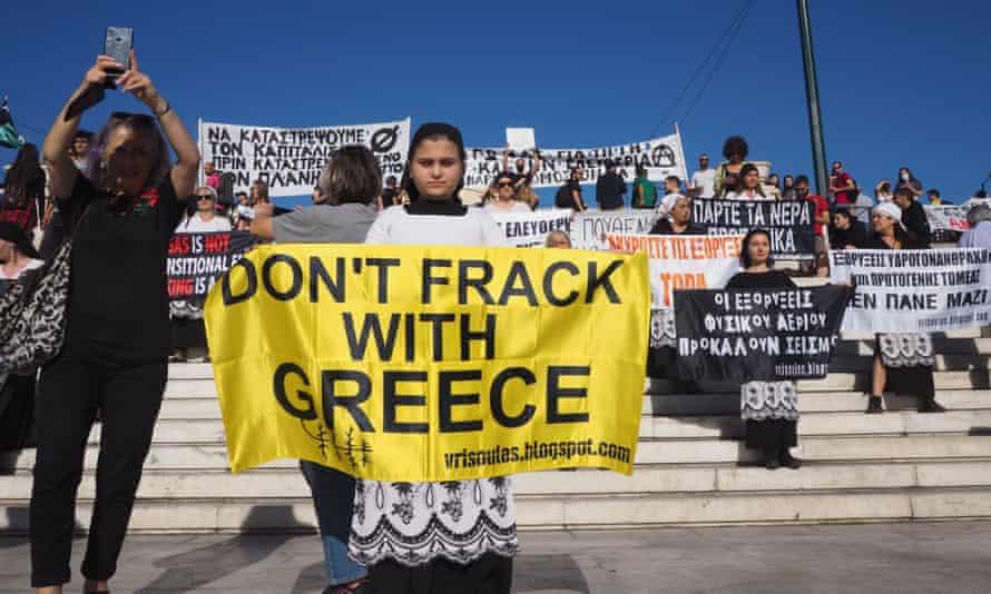 Η ύφεση αναπτύσσεται σε σχέση με τον ελληνικό ενεργειακό νόμο |  Ελλάδα