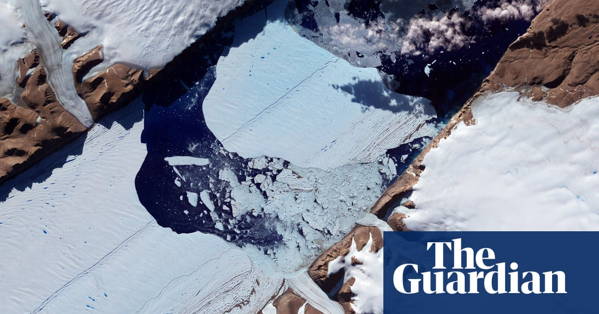 Faultlines, black holes and glaciers: mapping uncharted