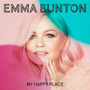 Emma Bunton: My Happy Place album artwork
