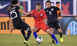 Christian Pulisic is the best US player of his generation but the US have faded as an international force