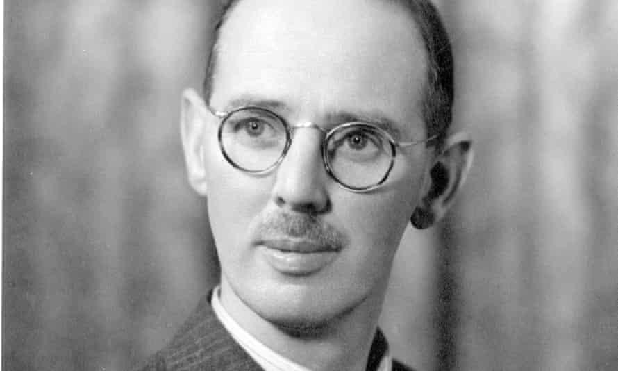 LSD experimenter: Dr Raynor Johnson, co-founder of The Family.