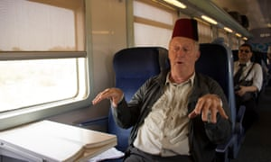 Tarrant is obsessed with his discovery that Moroccan trains are clean … Chris Tarrant: Extreme Railway Journeys.