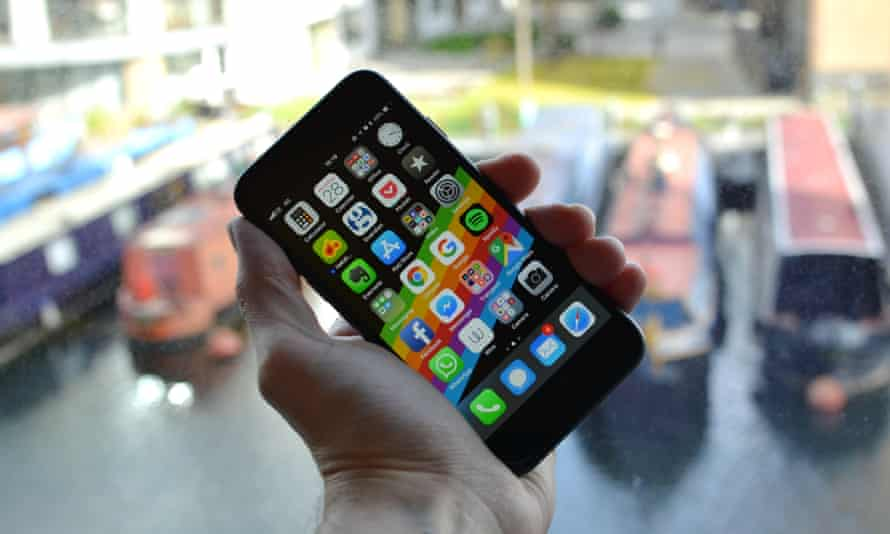 The iPhone 8 –