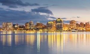 Skyline of Halifax, Canada