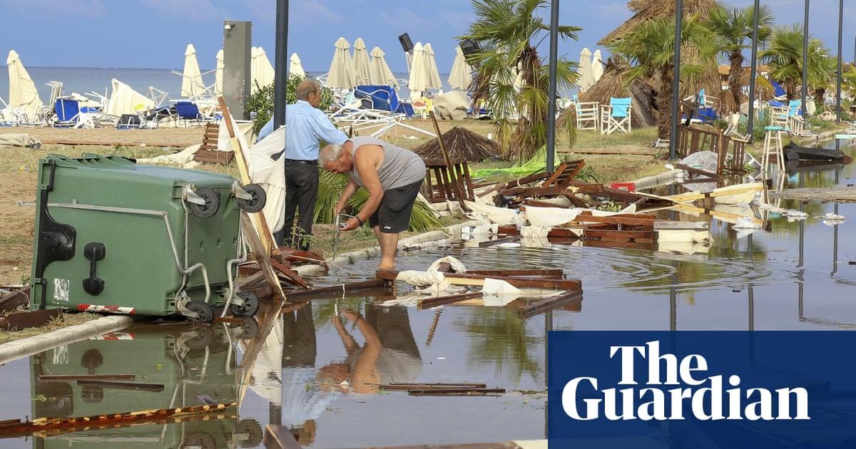 Seven killed in fierce storm in northern Greece