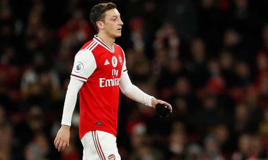 Mesut Özil has been linked with a move to Turkey.
