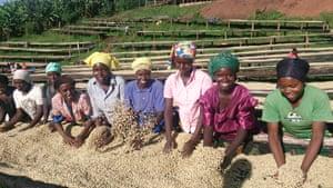 Impexcor Coffee Producer, Rwanda.