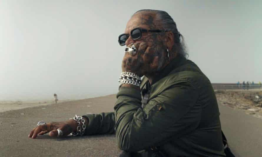 'In the early 90s all I did was party' ... bouncer Sven Marquardt.