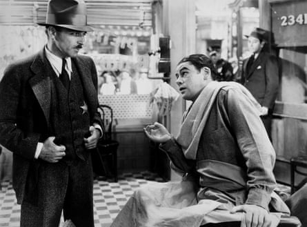 The original … 1932's Scarface, with C Henry Gordon, Paul Muni and George Raft.