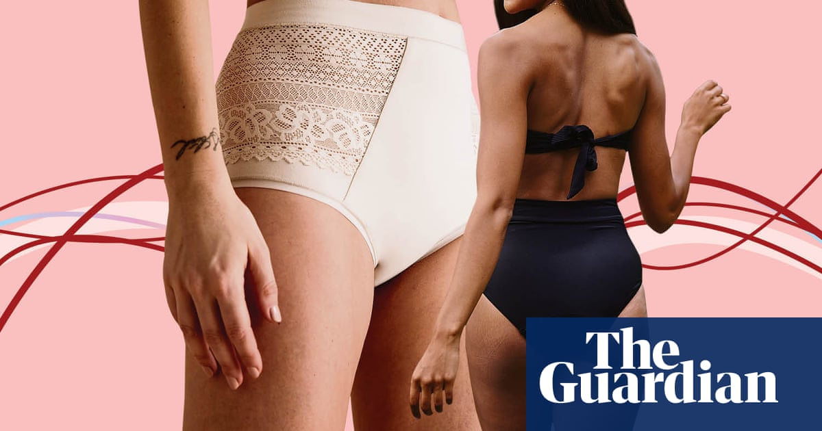 The rise of period pants: are they the answer to menstrual landfill – and women's prayers?