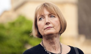 Harriet Harman says the government exchanged 'wholly inappropriate' emails with the Solicitors Regulation Authority.