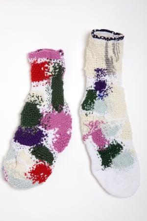 Darn Socks