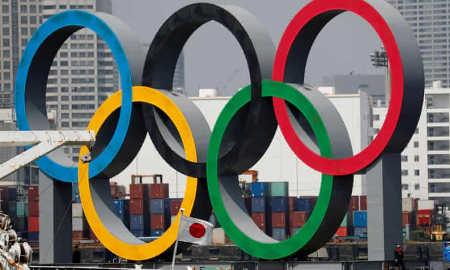 The UK thinks Russia's activities aimed to make Japan's Games a logistical nightmare.