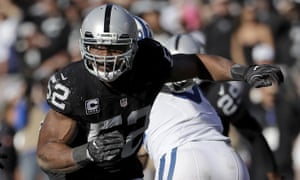 super popular 8409d b3abd Chicago Bears acquire Khalil Mack from Oakland Raiders in ...