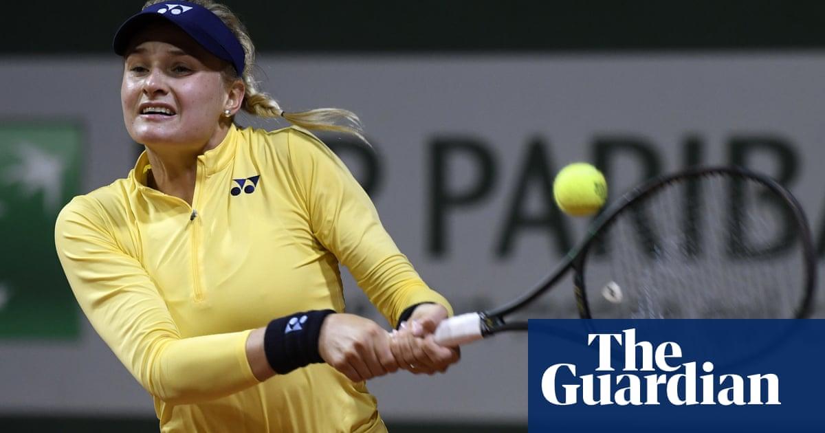 World No 29 Dayana Yastremska astonished by provisional doping ban