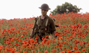 James Mcavoy in the film adaptation of Atonement (2007).