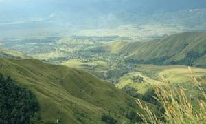 pic of Papua New Guinea