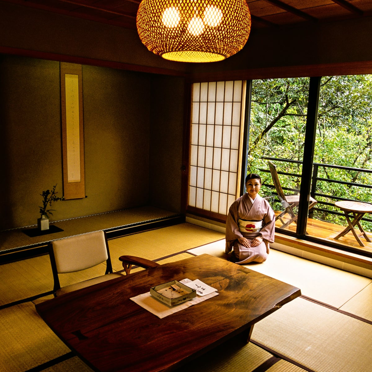 The ryokan: the ancient Japanese inn that is the next big Airbnb thing |  Japan holidays | The Guardian