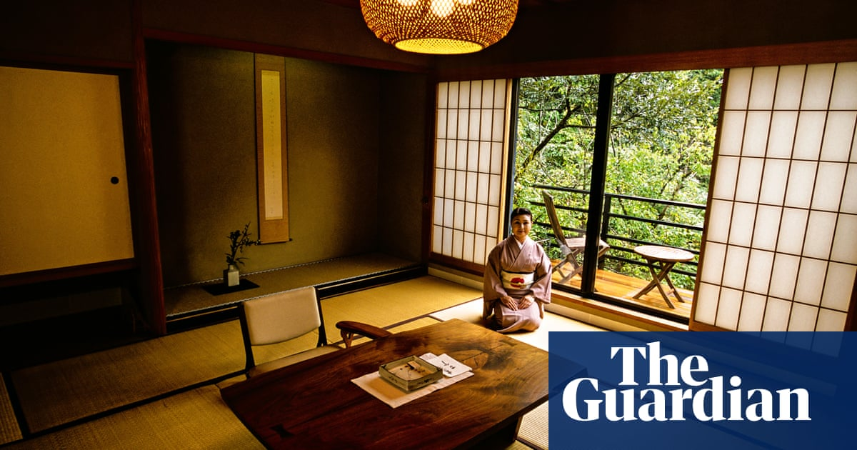 The Ryokan The Ancient Japanese Inn That Is The Next Big