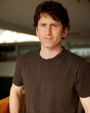 Todd Howard … 'I'm really happy Microsoft, Sony, Nintendo and others are making it easier for people to play [older games] as they were played at the time'