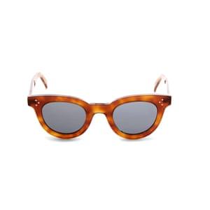 Sunglasses £219, Céline libertylondon.com