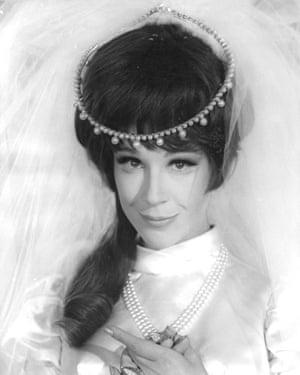 Fenella Fielding plays Fenella in Drop Dead Darling, 1966